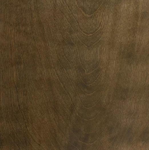 Alder wood, finished in Driftwood