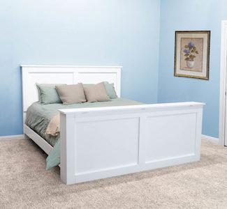 Westport TV Bed Frame