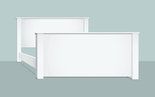Standard TV Bed Frame