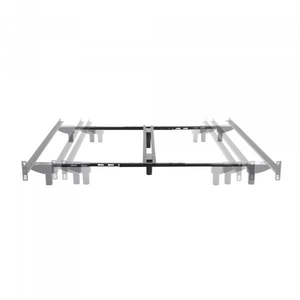 basic bed frame adjustability